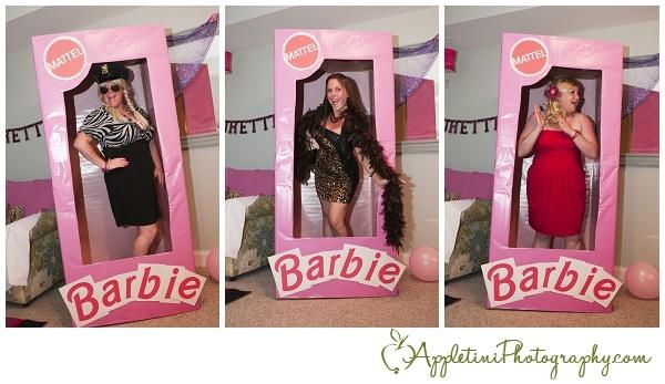 barbie-theme